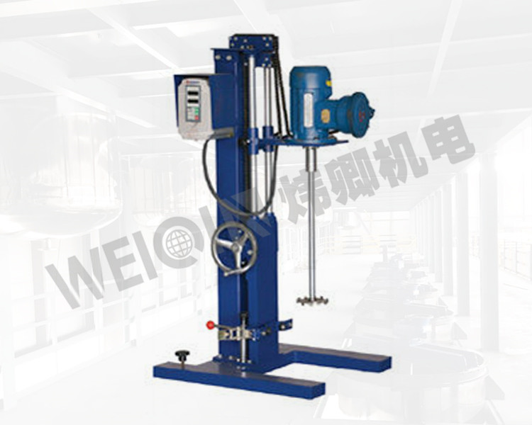 Laboratory high speed disperser (semi-works production type)